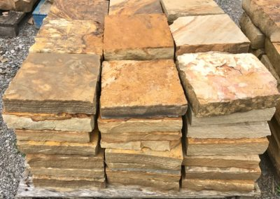 12 x 12 Crab Orchard Snapped Glagstone