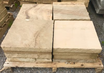 18 x 18 Crab Orchard Snapped Flagstone