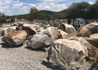 Fieldstone Boulder Overview
