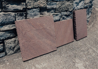 Hudson 2 Inch Hand Chiseled Flagstone