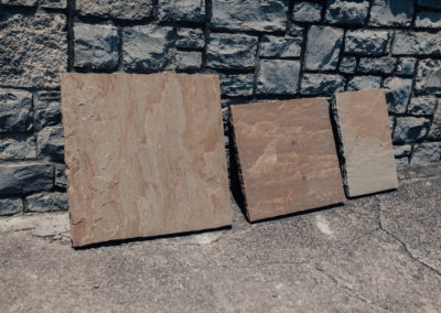 Sunset 2 Inch Thick Cut Flagstone