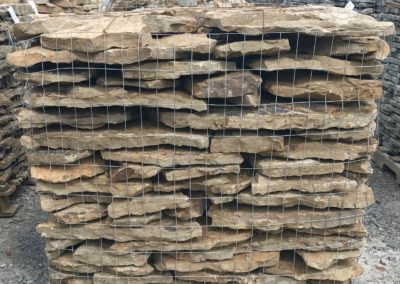 Thin Regular Cap Fieldstone