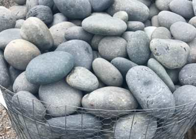 5-7 Inch Mexican Beach Pebbles