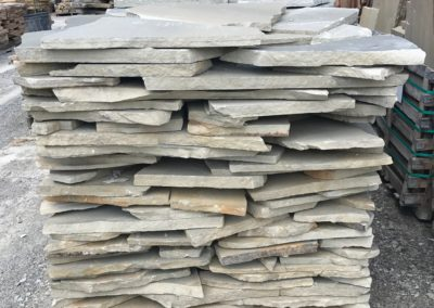 Blue Gray Flagstone 1.5 Inch