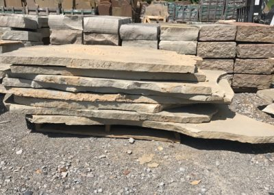 Blue Gray Flagstone Slabs