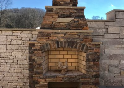 Center Hill Fireplace