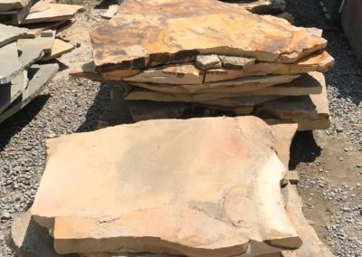 Crab Orchard Flagstone Slabs 3